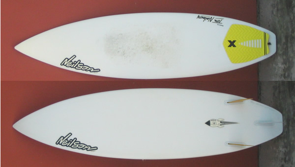 Neilson Surfboards Razor